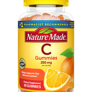 NM 2843 L600 VIT C GUMMIES front380x468